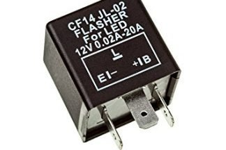 Caterham 7 LED Flasher Relay