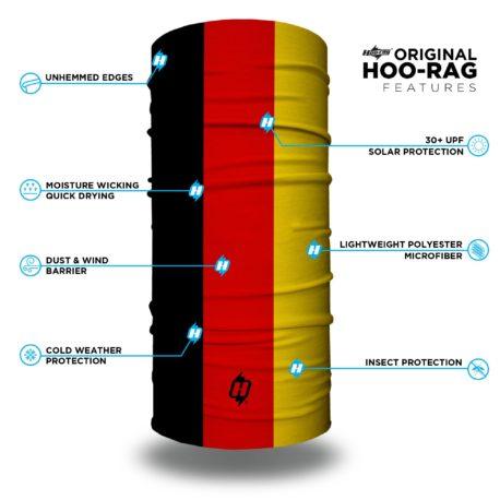 hoorag-german-flag-face-mask-specification