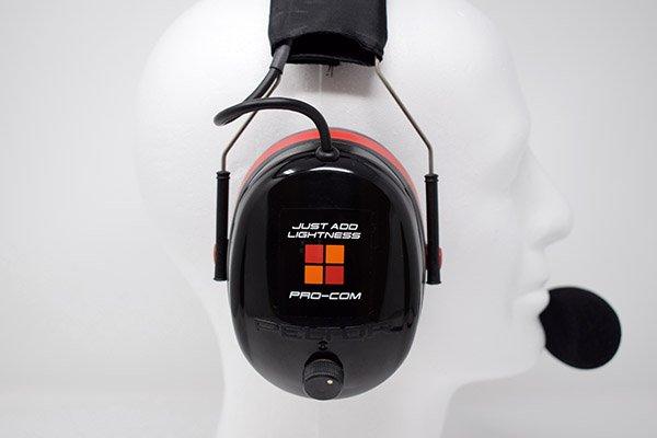 PRO-COM Headset - Bluetooth 6
