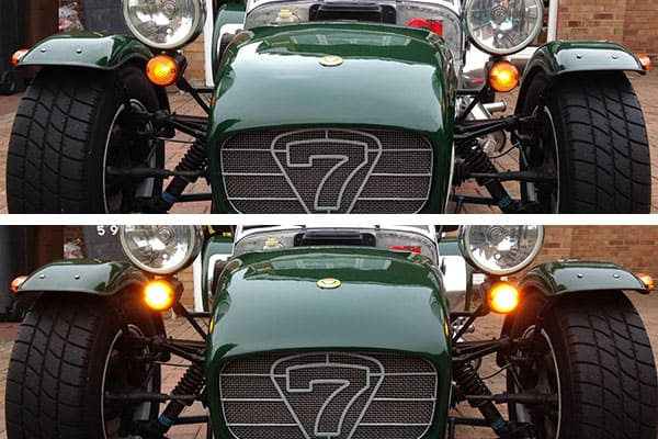 Caterham 7 LED Front Indicator 5