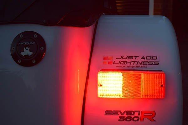 Caterham 7 LED Rear Light Cluster MKII 5